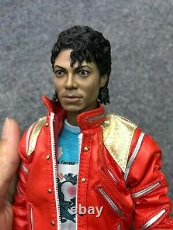 1/6 Hot Toys MIS10 Michael Jackson Beat It Version Action Figure 12 inch