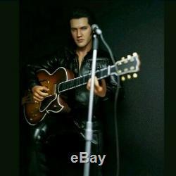 1/6 Scale Elvis Presley 1968 Comeback Special Action Figure ARTFX Kotobukiya