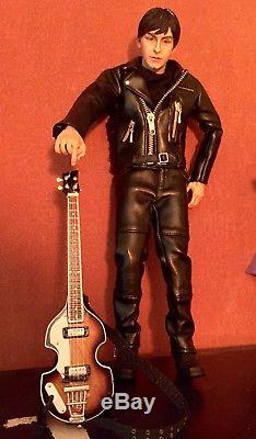 1/6 Scale Paul McCartney of Beatles Figure Base Guitar And Stand 1 In 3 Series