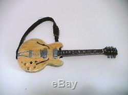 1/6 scale 12'' custom ooak John Lennon dirty mac rock and roll circus figure