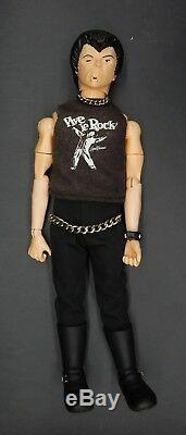 1/6 scale ULTIMATE PUNK ROCKER 12 action figure S. I. D. Toys Sid Vicious RARE