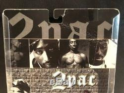 2001 ALL ENTERTAINMENT 2PAC TUPAC SHAKUR Action Figure 1 of 2500 NEW