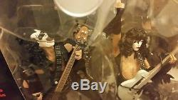2002 McFarlane Kiss Toys Alive Box Set Complete Limited Edition Action Figures