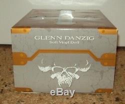 2005 Danzig Rare SIGNED Samhain Medicom Figure MIB New glenn misfits toy doll