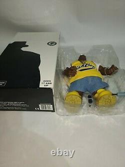 2008 Mezco Notorious Big Con Exclusive In Box Rare Complete With MIC & Glasses