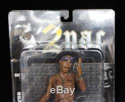2Pac Tupac Shakur All Entertainment 2001 Action Figure LIMITED! RARE