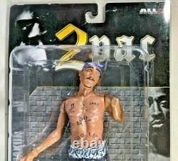 2Pac Tupac Shakur All Entertainment Series One Action Figure FREE FAST SHIPPING