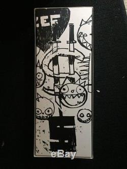 3A DARK DA NINJA TK BLOOD MOON Meta-Popbot 1/6 Figure ThreeA Die Antwoord music