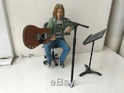 6 2006 Neca Kurt Cobain Nirvana Unplugged Musician Music Stage Action Figure