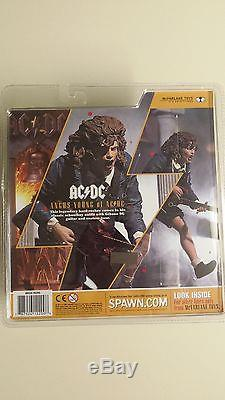 AC/DC- For Those About To Rock- Angus Young Action Figure- MIP