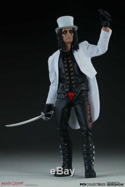 Alice Cooper 1/6 Scale Figure by PCS Rock Music Pop Culture Shock