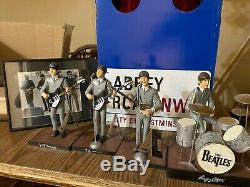 Apple Corps Ltd 1991 Hamilton Beatles Figures Complete Set