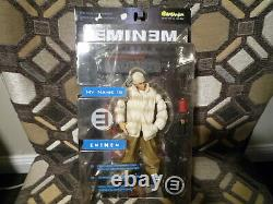 Art Asylum EMINEM Limited Edition Action Figure 2001 Factory Sealed