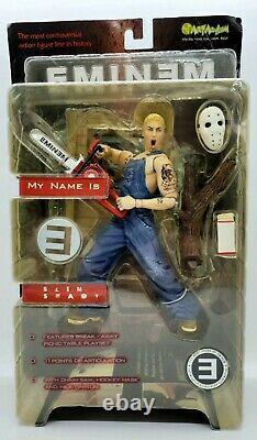 Art Asylum Eminem Slim Shady Action Figure