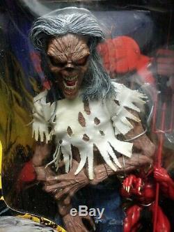 Art Asylum Iron Maiden Eddie Ultimate Series 18 Inch Action Figure 1/4 Scale