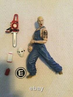 Art Asylum-Many Faces of Eminem- Slim Shady & Eminem Action Figures- 2001-Used