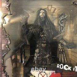 Art Asylum Rob Zombie NThe Box 21st Century Jack in The Box Figure Fast Ship