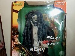 Art Asylum Ultimate Rob Zombie Hellbilly Deluxe Boxed 18 figure FREE POST