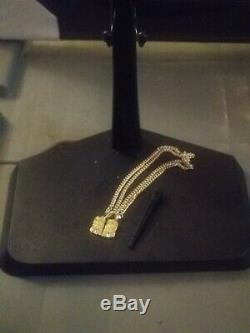 BIGGIE SMALLS custom 1/6 scale Action Figure wit 1 chain, watch & bracelet