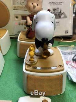 Bandai Little Jammer Meets Kenwood Audio Figure Toy Move with music 3000 limited