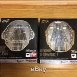 Bandai S. H. Figuarts 2 Set of Daft Punk Thomas Bangalter Guy-Manuel Figure NEW