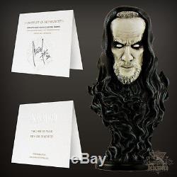 Behemoth Satanist Nergal figure limited 666