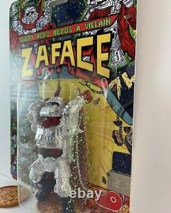 CZARFACE x TMNT = ZAFACE! Action Figure