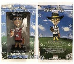 Chingo Bling Bobble Head Action Figure Collectable In Box RARE & Hard To Find