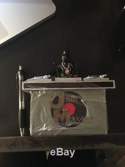 DJ Jam Master Japanese Figure Brand New Rare