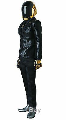 Daft Punk 12 Inch Figure Real Action Heroes Guy-Manuel De Homem-Christo RAH