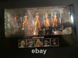 Daft Punk Interstella 5555 Action Figure Boxed Set (1647/5555)