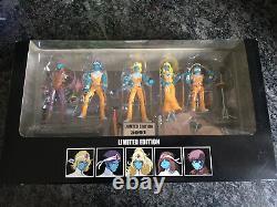 Daft Punk Interstella 5555 Figures