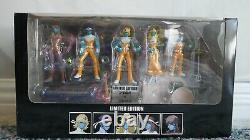 Daft Punk Interstella 5555 Toy Action Figures NEW Limited Edition #2744