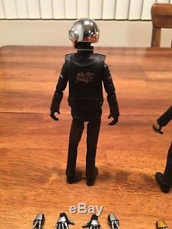 Daft Punk SH Figuarts Guy Manuel & Thomas Bangalter Action Figures