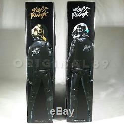 Daft Punk SH Figuarts Guy Manuel & Thomas Bangalter Action Figures RAM Stickers