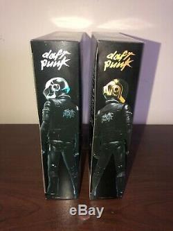 Daft Punk SH Figuarts set Bangalter De Homem-Christo Ban Dai Japan BOXED