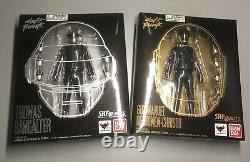 Daft Punk S. H. Figuarts Thomas Bangalter Guy-Manuel Figures Bandai Complete