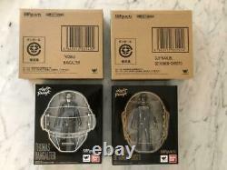 Daft Punk Thomas Bangalter Guy-Manu Set of 2 Bandai Premuim S. H. Figuarts #0079TU