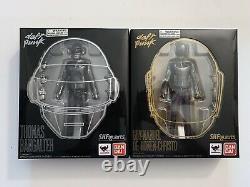 Daft Punk Thomas Bangalter Guy-Manuel Figure S. H. Figuarts Bandai