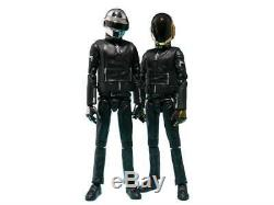 Daft Punk Thomas Bangalter Guy-Manuel Figure S. H. Figuarts Bandai Set of 2