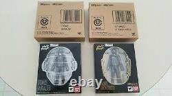 Daft Punk Thomas Bangalter Guy-Manuel Figure S. H. Figuarts Bandai Set of 2 New