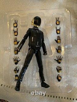 Daft Punk Thomas Bangalter Guy-Manuel Figure S. H. Figuarts Set (READ DESCRIPTION)