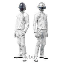 Disney Daft Punk Tron Legacy RAH Figure Set From China Rare