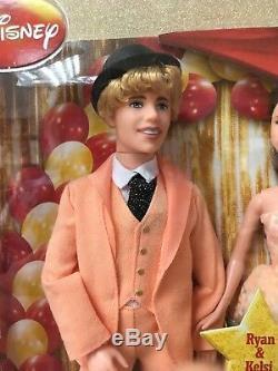 Disney High School Musical 3 Ryan & Kelsi Prom Date Dolls Ultra Rare