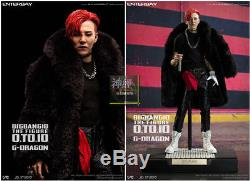 ENTERBAY 1/6 BIGBANG G-DRAGON Action Figure 10th Anniversary Edition GD BIG BANG