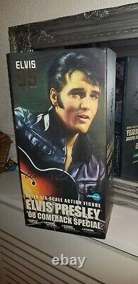 ENTERBAY Very Rare ELVIS Action Figure Kotobukiya Elvis Presley