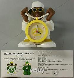 Ecko Legends Flava Flav Public Enemy Talking Alarm Clock Run Dmc Notorious BIG