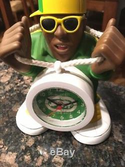 Ecko Legends Flavor Flav Public Enemy Talking Alarm Clock