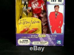Elton John Crocodile Rock Action Figure