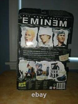 Eminem 2001 Art Asylum My Name Is Action Figure UNOPENED